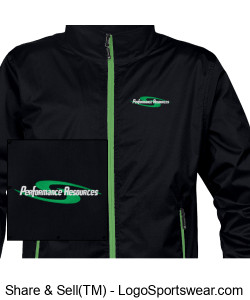PR Team Jacket Design Zoom