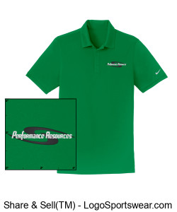 PR Team Polo Design Zoom